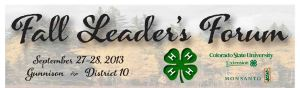 Leaders Forum Letterhead