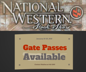 National Western passes